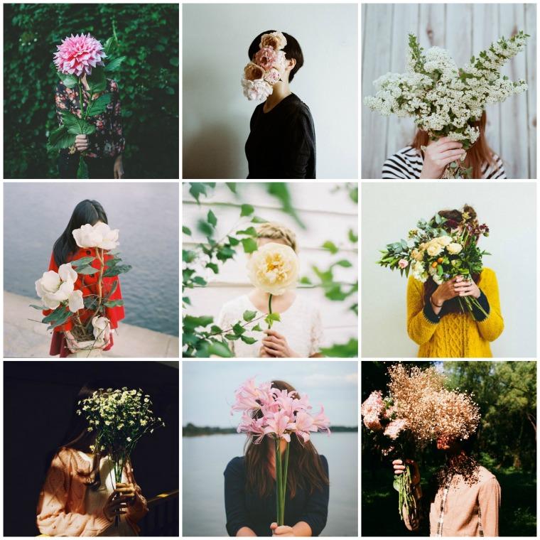 Las flores son la solución | na sua lua