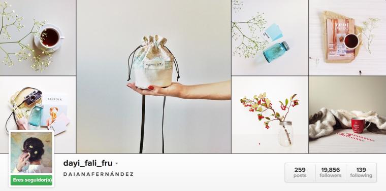 Mis instagramers favoritos: dayi_fali_fru vía nasualua