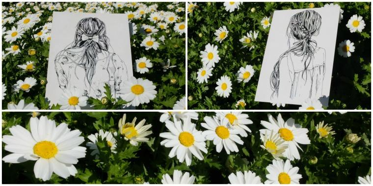 Sol, flores y Mama Bird | na sua lua