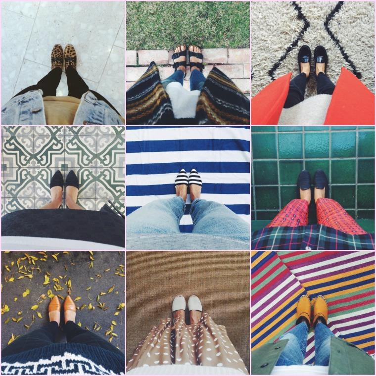 De pies y de hashtags | na sua lua