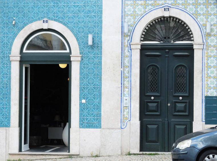 Lisboa y la LX Factory | na sua lua