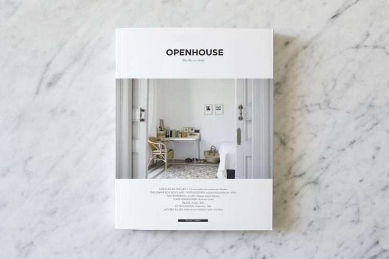 Openhouse Project   na sua lua
